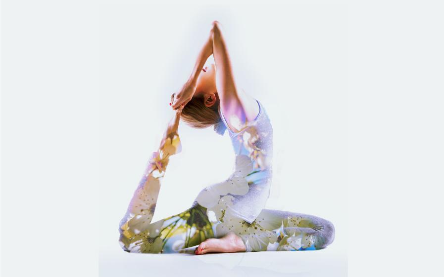 hatha yoga fleur