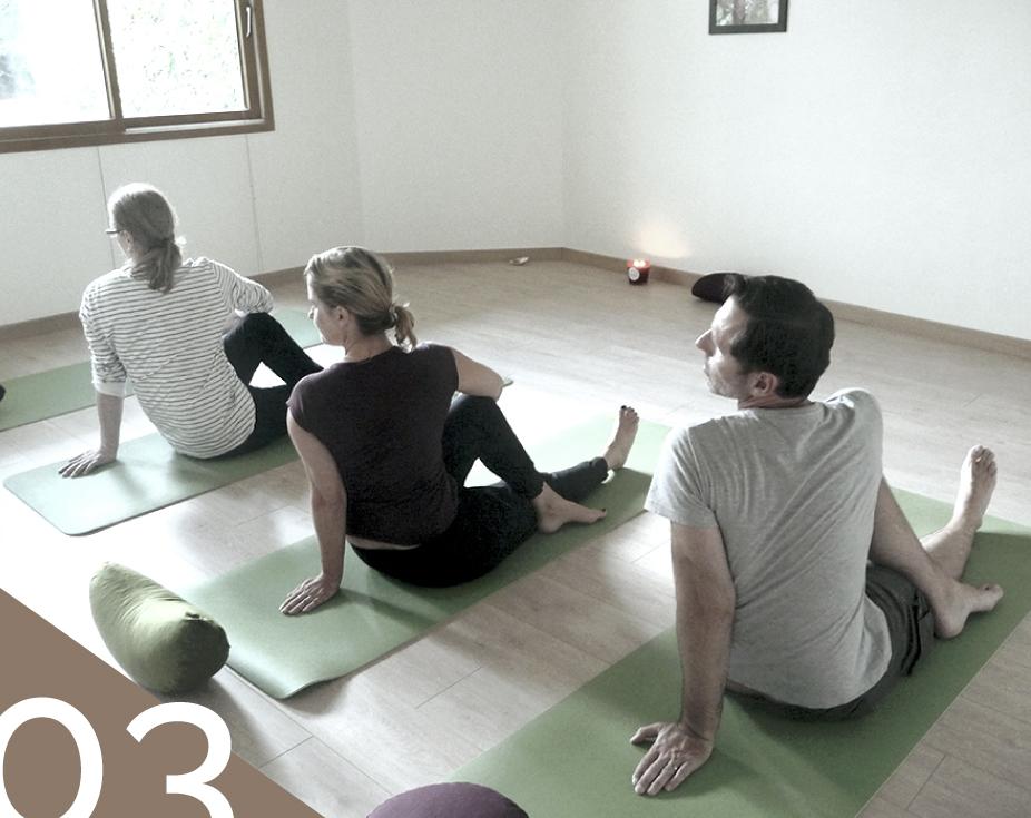 cours hatha yoga espace ananta