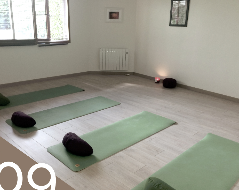 salle de cours Espace Ananta
