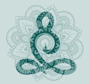 Grand symbole yogui
